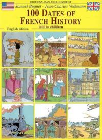 100 dates of french history