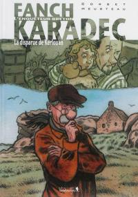 Fanch Karadec. Volume 3, La disparue de Kerlouan