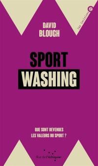 Sport washing