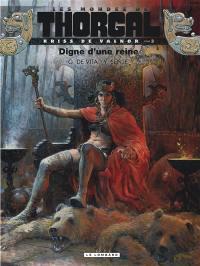 Kriss de Valnor. Volume 3, Digne d'une reine