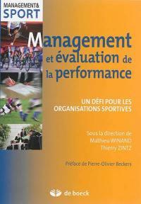 Management et évaluation de la performance