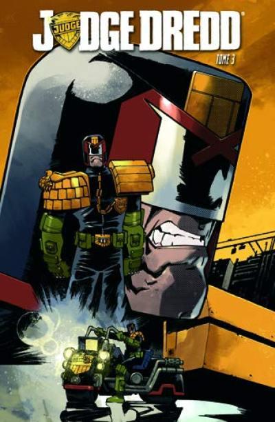 Judge Dredd. Volume 3,
