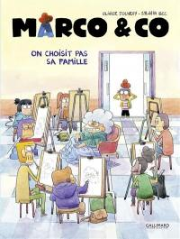 Marco & Co. Volume 2, On choisit pas sa famille