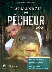 L'almanach du pêcheur 2021