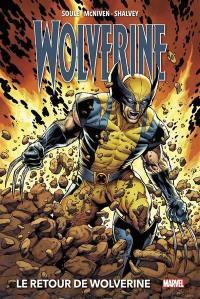 Wolverine, Le retour de Wolverine
