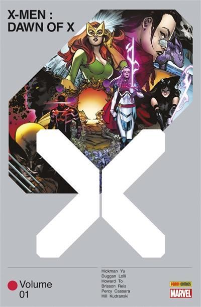 Dawn of X. n° 1,