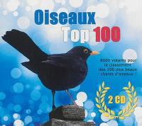 Oiseaux, top 100
