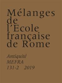 Mélanges de l'Ecole française de Rome, Antiquité. n° 131-2, Le collezioni di documentazione grafica sulla pittura etrusca