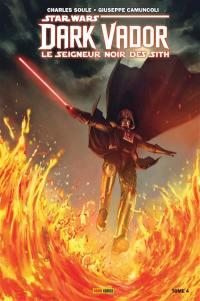 Star Wars. Volume 4, La forteresse de Vador