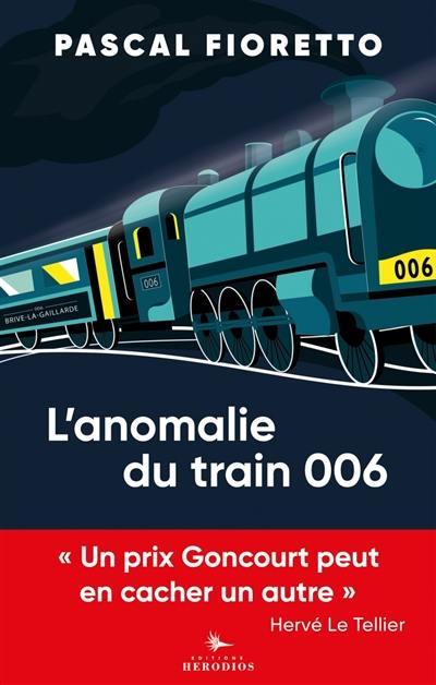 L'anomalie du train 006 : pastiches contemporains