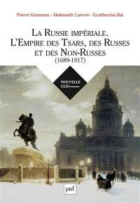 La Russie impériale