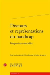 Discours et représentations du handicap