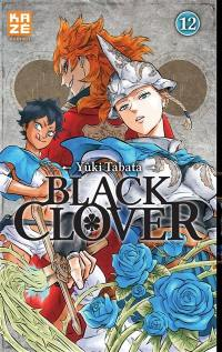 Black Clover. Volume 12,