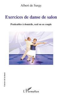 Exercices de danse de salon
