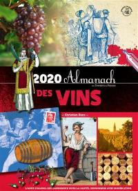 Almanach du vin 2020