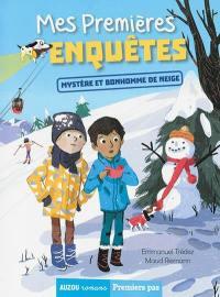 Mes premières enquêtes, Mystère et bonhomme de neige