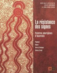 La résistance des signes