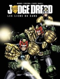 Judge Dredd. Volume 2, Les liens du sang