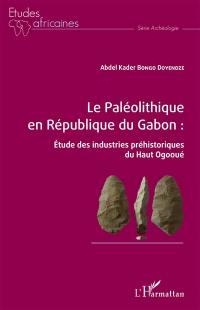 Le paléolithique en République du Gabon