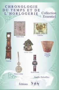 Chronologie du temps et de l'horlogerie