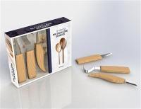 Sculptez votre cuillère en bois