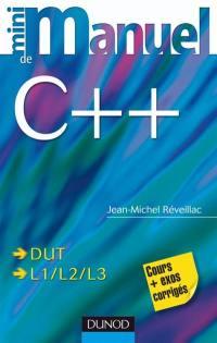 Mini-manuel de C++