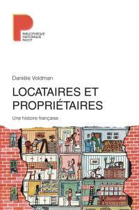 Locataires et propriétaires