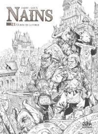 Nains. Volume 21, Ulrog de la forge