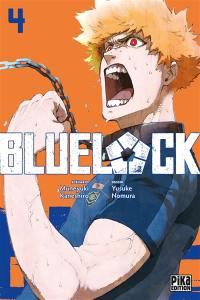 Blue lock. Volume 4,