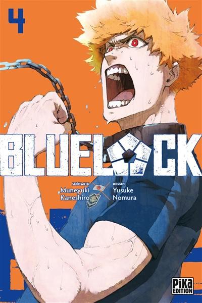 Blue lock. Vol. 4