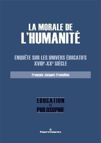 La morale de l'humanité