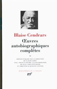 Oeuvres autobiographiques complètes. Vol. 2