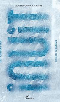 Dictionnaire inuit