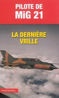 Pilote de MiG 21