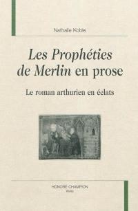 Les prophéties de Merlin en prose