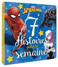 7 histoires pour la semaine, Spider-Man
