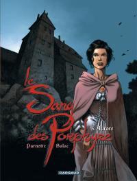 Le sang des Porphyre. Volume 5, Aurore