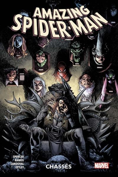 Amazing Spider-Man. Volume 4, Chassés