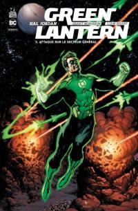 Hal Jordan. Volume 3, Attaque sur le secteur général
