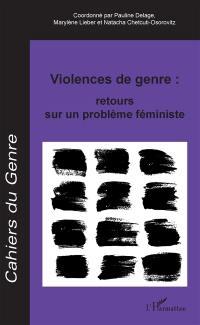 Cahiers du genre. n° 66, Violences de genre