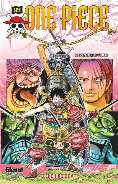 One Piece, L'aventure d'Oden, Vol. 95