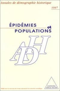 Annales de démographie historique, Epidémies et populations