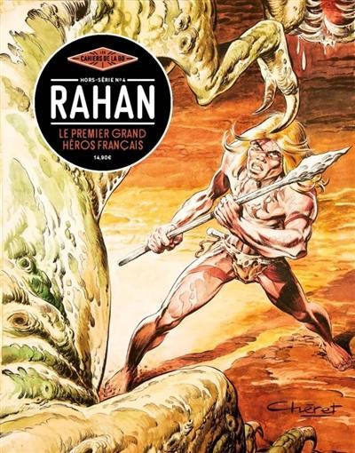 Les cahiers de la BD, hors série. n° 4, Rahan