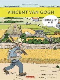 L'histoire de l'art en BD, Vincent Van Gogh