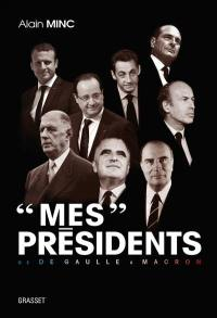 Mes présidents