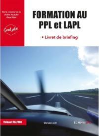 Formation au PPL et LAPL