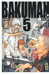 Bakuman. Volume 5,