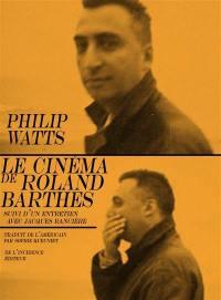 Le cinéma de Roland Barthes
