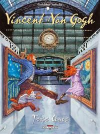 Vincent et Van Gogh. Volume 2, Trois lunes