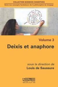 Deixis et anaphore